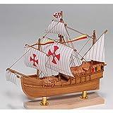 Wooden Sail Boat - Mini Sail Boat 2 [Santa Maria] (japan import)