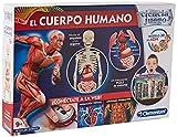 Clementoni Cuerpo Humano, Multicolor, Talla Única (550890)
